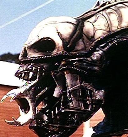 Razor Alien