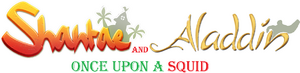 Shantae and Aladdin Once Upon a Squid logo.png