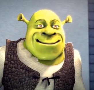 Shrek (Shrek on Sugar, Shrek on Steroids)