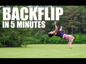 Learn How to Backflip in 5 Minutes - ASAP