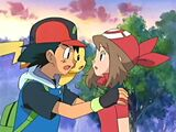 Ash-May Relationship