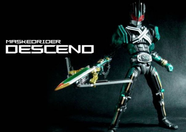 Kamen Rider Descend