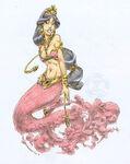 Slave genie jasmine by jadeofmaar-d6c8j85