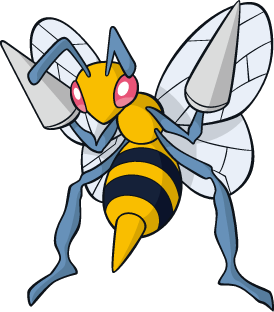 015Beedrill Dream.png