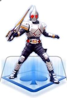 Kamen Rider Spade Warrior (character)
