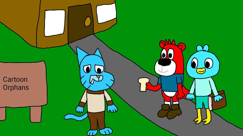Gumball at the Orphanage