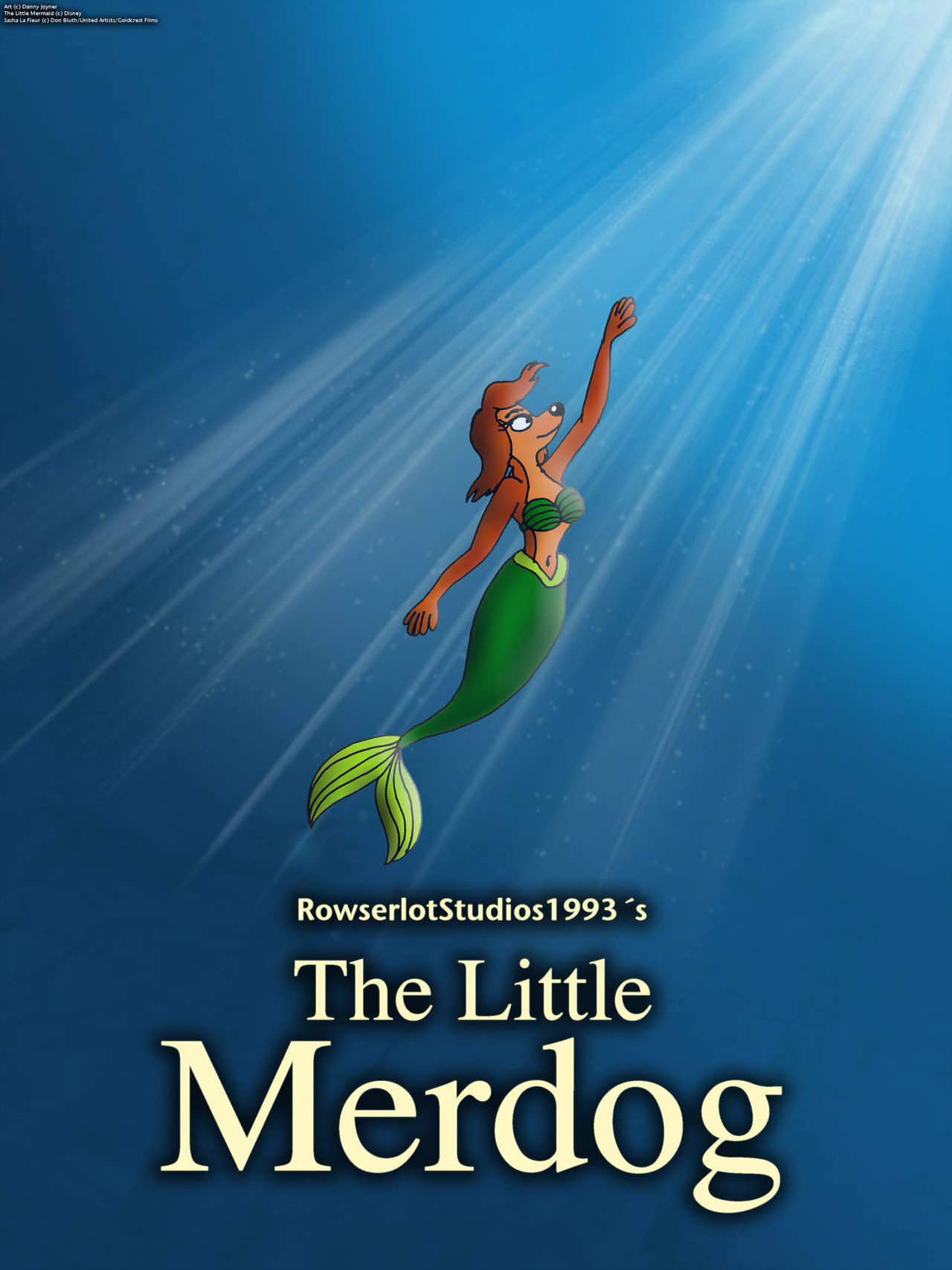 The Little Merdog (Sasha version)