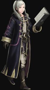 Female Robin (Fire Emblem Warriors)