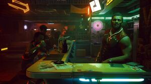 The Streetkid Quest for Cyberpunk 2077