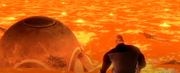 Incredible after throwing omnidroid in the lava.png