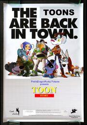 Toon Story (Pete'sDragonRockz Style) Poster.jpg