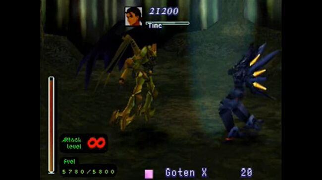 Goten X for Xenogears