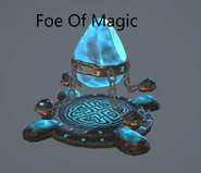 Foe Of Magic cover by Lunadior