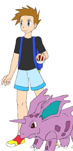 Gary Oak (Pokemon Stadium 3D)