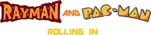 Rayman and Pac-Man Rolling In logo.png