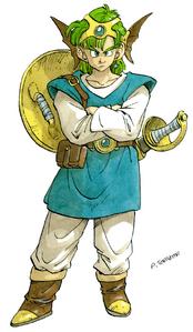 Hero (FC Dragon Quest IV)