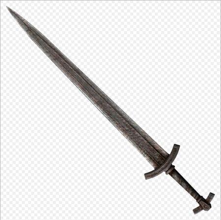 Iron Sword for Skyrim