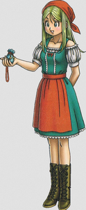 Gemma from Dragon Quest XI
