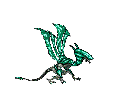 Dragon Alien