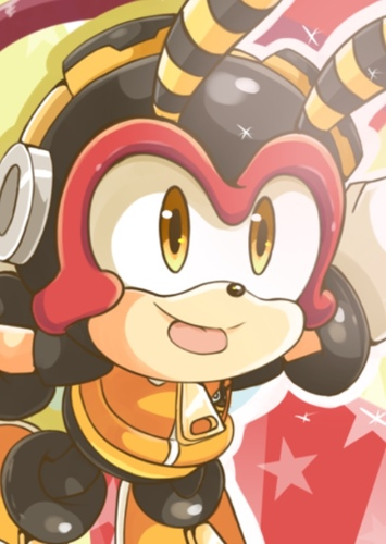 Charmy Bee (Andrea's series)