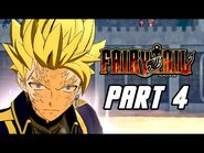 FAIRY TAIL - Full Game Gameplay Walkthrough Part 4 - Sting & Rogue Boss (PS4 PRO)