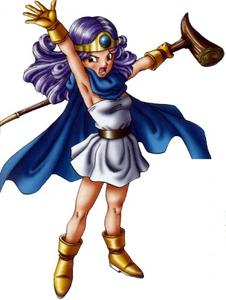 Female Sage (GB Dragon Quest III)