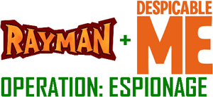 Rayman and Despicable Me Operation Espionage logo.png