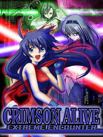 Crimson Alive: Extreme Encounter