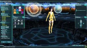 Pso2 character creation