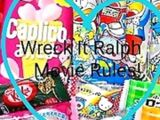 A Movie called Wreck It Ralph by Tamama (Wreck it Ralph)