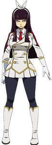 Kagura Mikazuchi Full Body