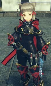 Blood Witch Nia for Xenoblade Chronicles 2