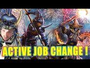 Mobius Final Fantasy- ACTIVE JOB CHANGE UNLOCKED!