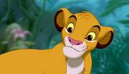 Young Simba (Animated)