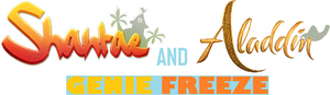 Shantae and Aladdin Genie Freeze logo.png