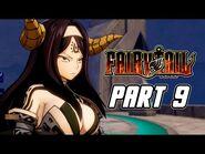 FAIRY TAIL - Full Game Gameplay Walkthrough Part 9 - Demons of Tartaros (PS4 PRO)