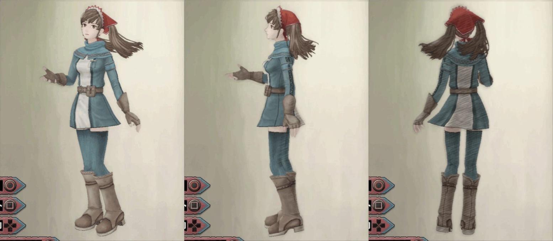 Uniforms of Bruhl Vigilante