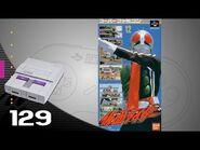 Kamen Rider -129- SNES Longplay-Walkthrough-Playthrough (FULL GAME)