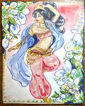 Princess jasmine commission by fiolettakk2 ddgrk98-fullview