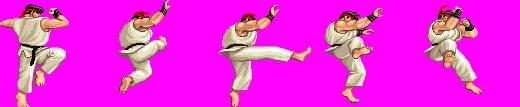 Ryu Senpuukyaku (SFII)