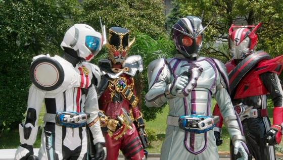 Kamen Rider: Shift