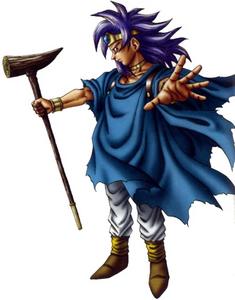 Male Sage (GB Dragon Quest III)
