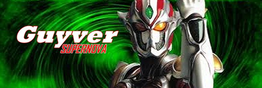 Guyver: Supernova