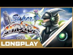 Super Hydlide -Genesis-Mega Drive Longplay- - ROOK