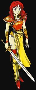 Celica for Fire Emblem Gaiden