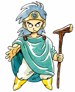 Male Sage (FC Dragon Quest III)