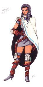 Heroine for Shin Megami Tensei