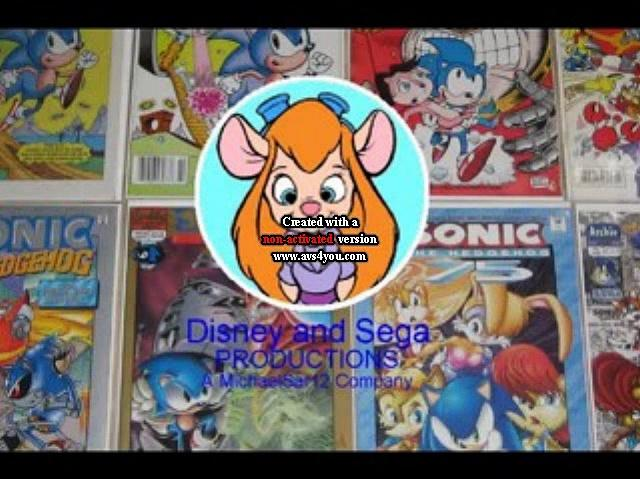 Fantasia 2000 (Disney and Sega Style)