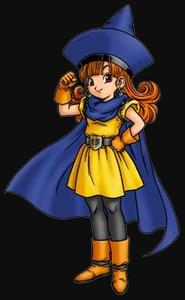 Alena for Dragon Quest IV (Nintendo DS)