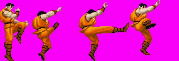 Guy Senpuukyaku (Final Fight)
